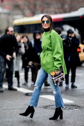Nyfw Street Style Fall 2017 Best Dressed 2