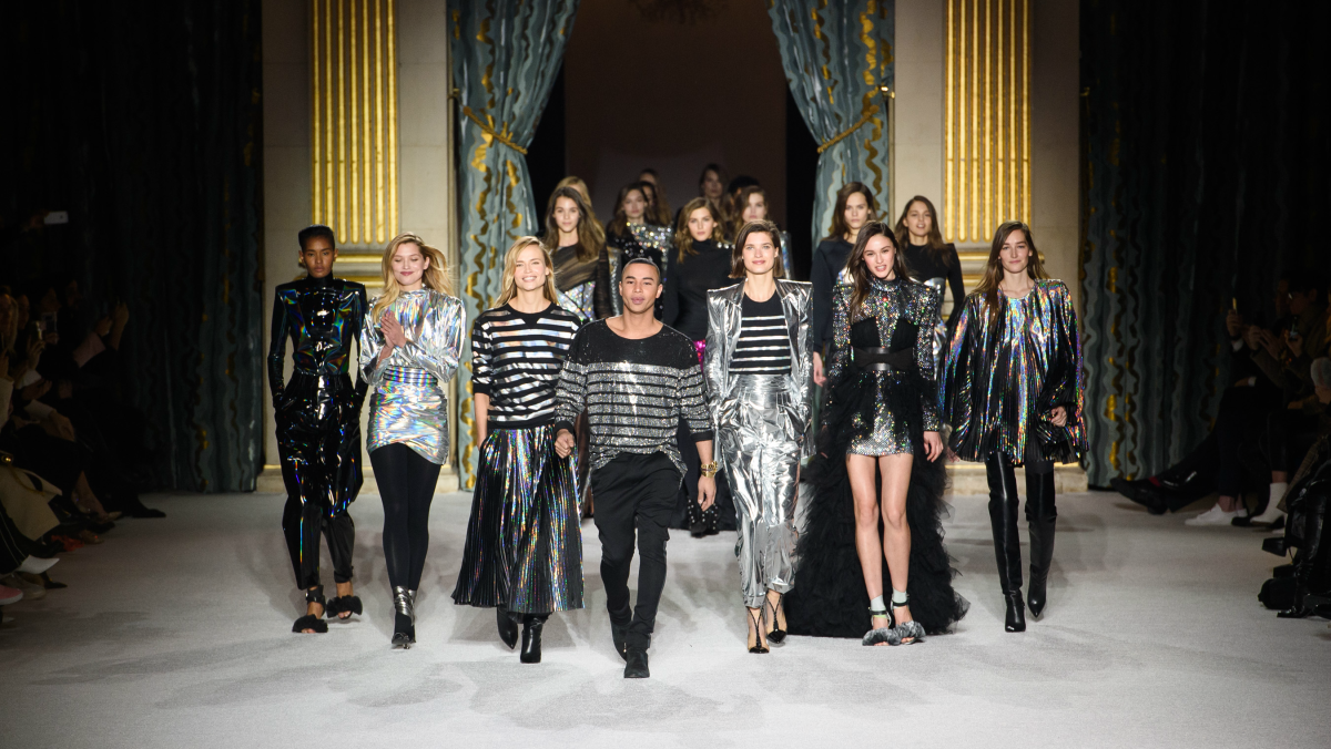 9d6ad072 Google News - Olivier Rousteing - Latest