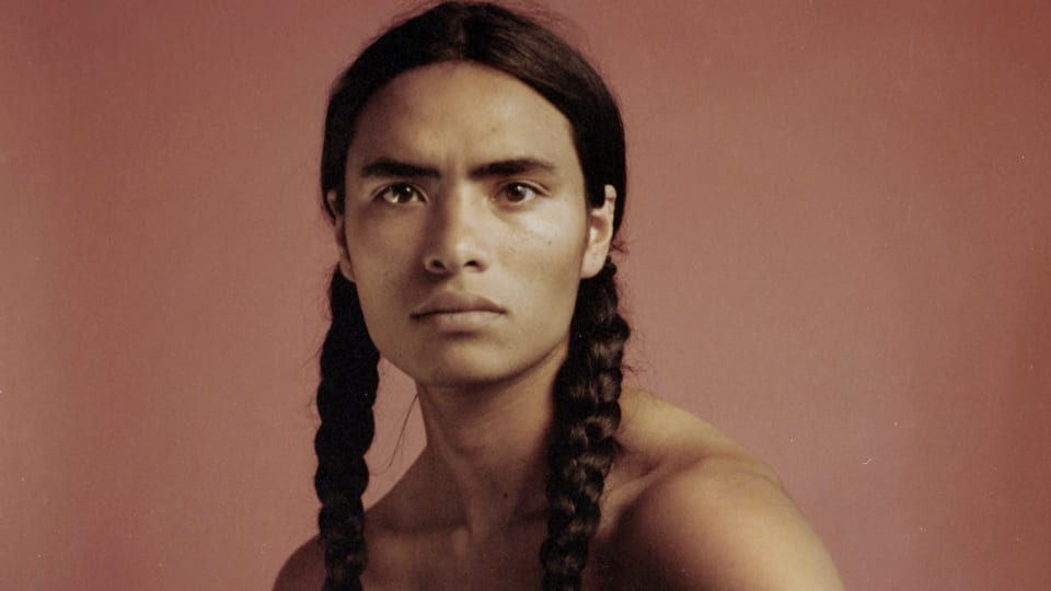 Up-And-Coming Model Haatepah Is Using Fashion as a Platform to Advocate for Indigenous Rights