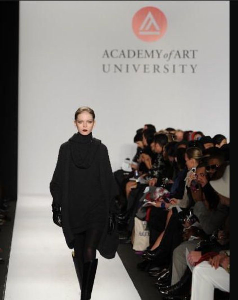 Top ten fashion colleges