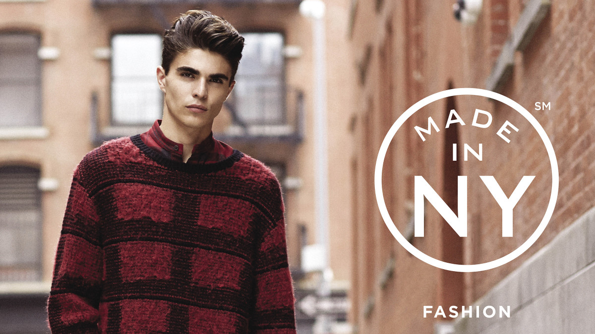New York City Kicks Off Fashion Week With Made In Ny Marketing Campaign Fashionista