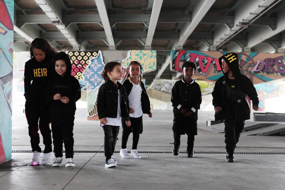 Hypebeast Has Launched Hypekids A Children 39 S Fashion And Lifestyle