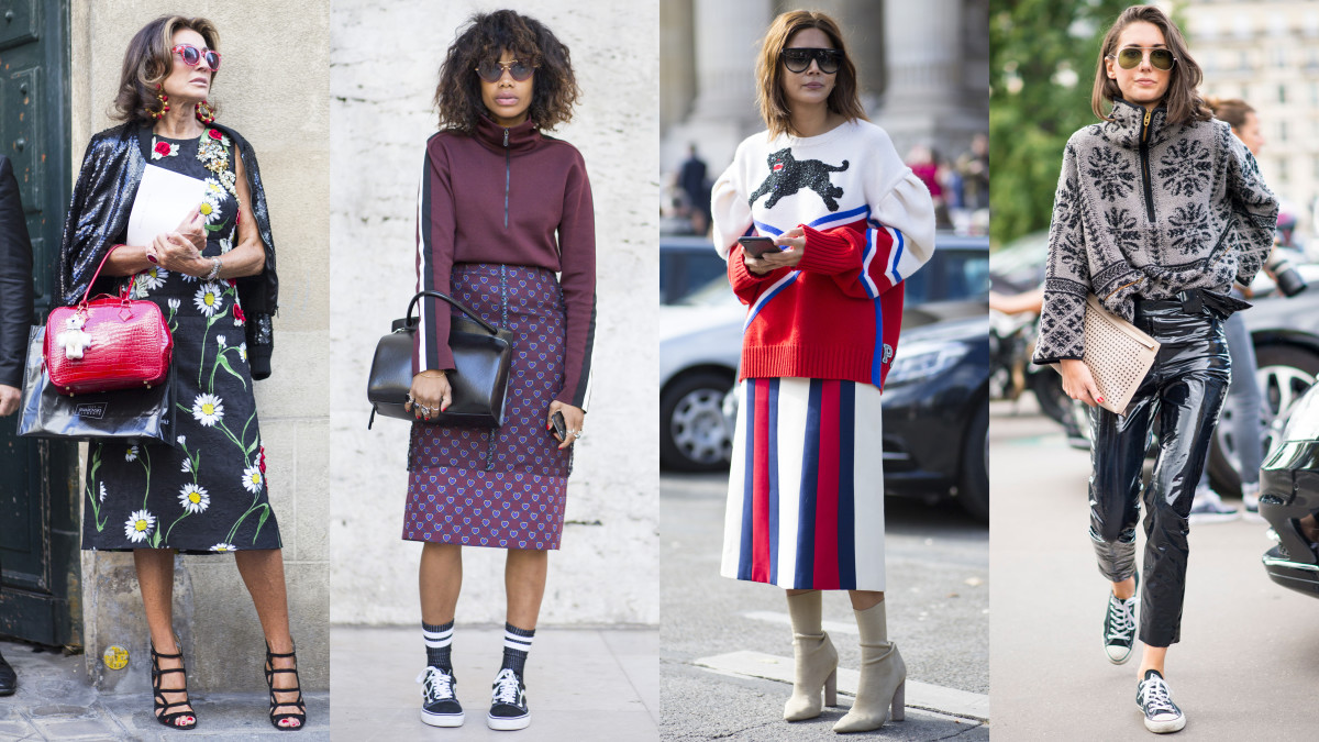 The Best Street Style from London Fashion Week Fall2017