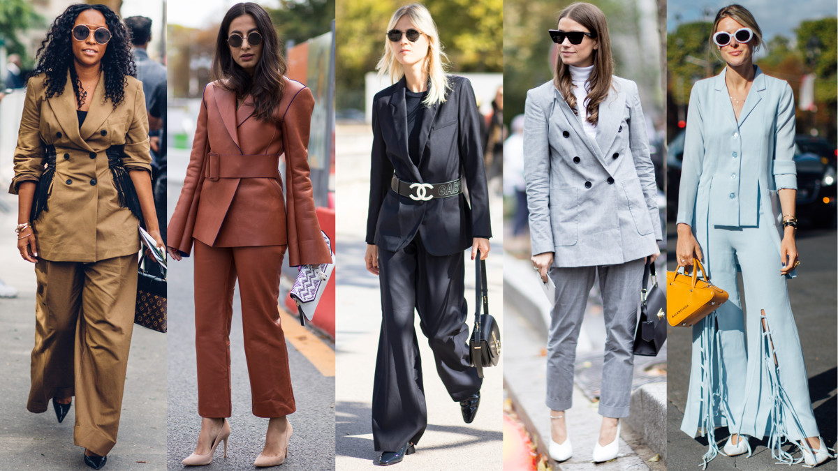 Street Style Trends from Paris Fashion Week Spring 2019 recommendations