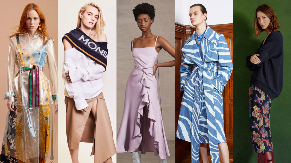 Tibi Pre-Fall 2019 Collection