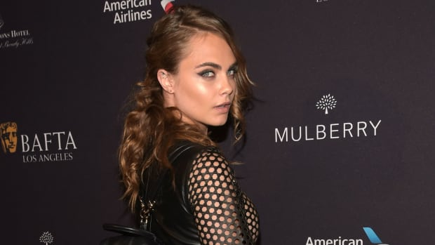 Cara Delevingne Acts in Chance the Rapper s New Video 59aa45850292