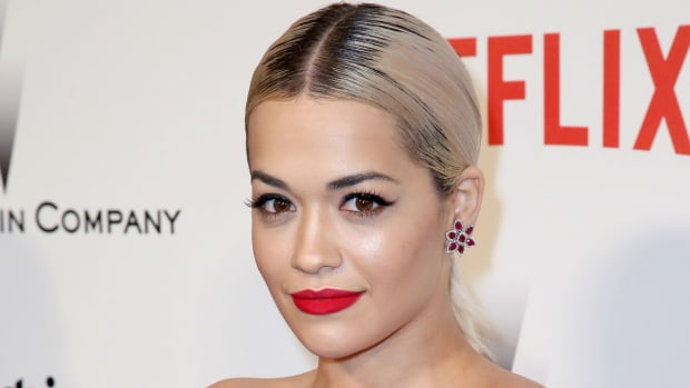 best loved 7db82 bafd3 Rita Ora Takes on Pop Art for Adidas, Farfetch Unveils First Ad Campaign