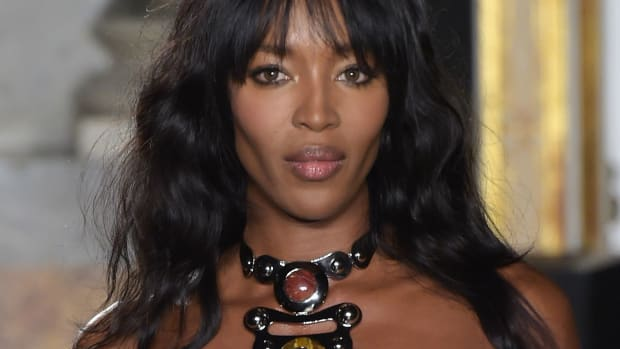 Naomi Campbell. Photo: Pier Marco Tacca/Getty Images