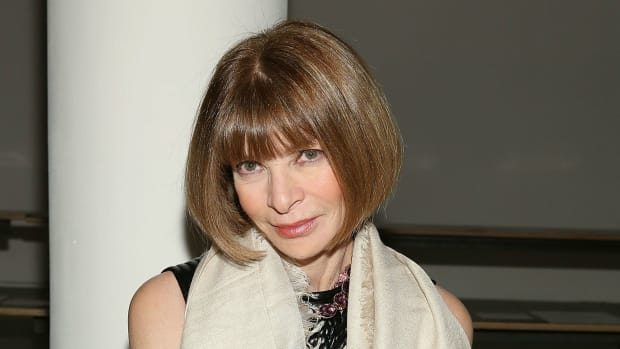 Anna Wintour. Photo: Mireya Acierto/Getty Images