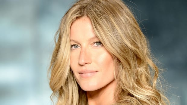 Gisele Bündchen. Photo: Fernando Calfat/Getty Images