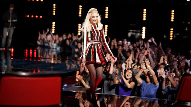 Gwen Stefani s Stylists on How Her Aesthetic Has Evolved During  The Voice  a314f0d3a