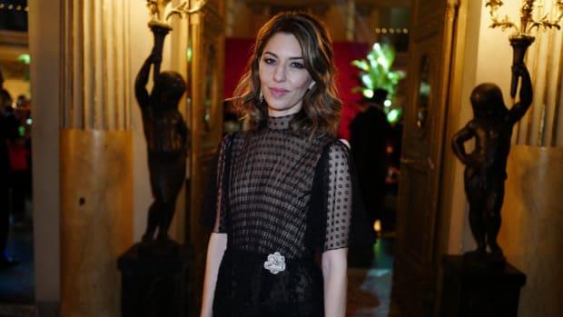 3a56a4757 Sofia Coppola is Prima Donna in Valentino Haute Couture at Opera Opening