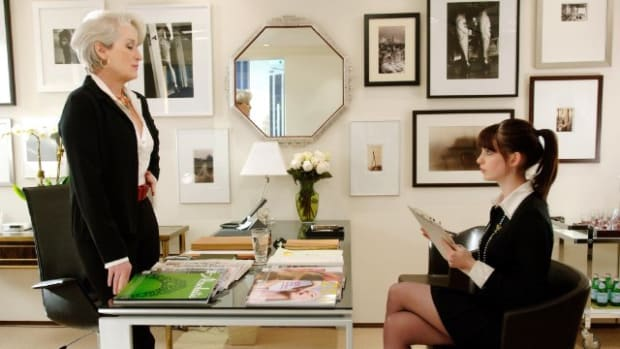 The Devil Wears Prada. Image: Twentieth Century Fox