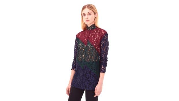 b19e85b101a Chantal's Lace Overlay Dress - Fashionista