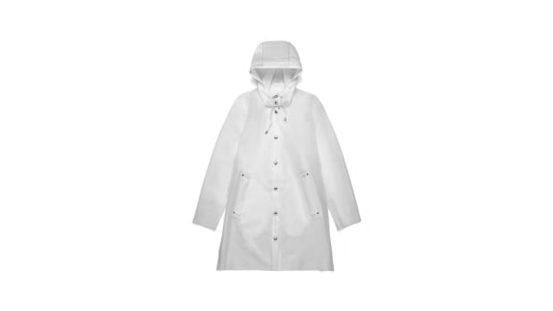 stutterheim raincoat clear