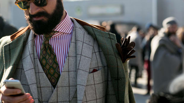 how to make it in menswear