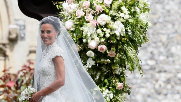 pippa middleton wedding dress crop