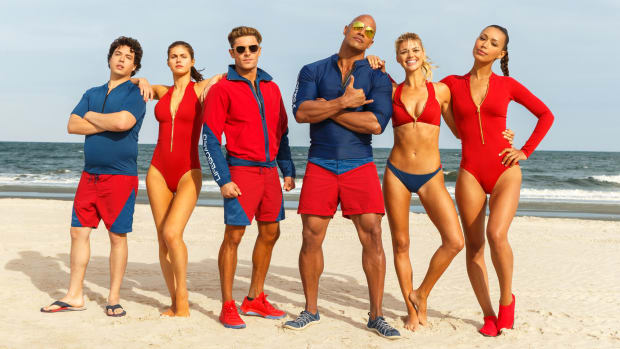main-baywatch-cast-zac-efron-duane-johnson-the-rock