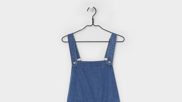 sustainable overalls kowtow-