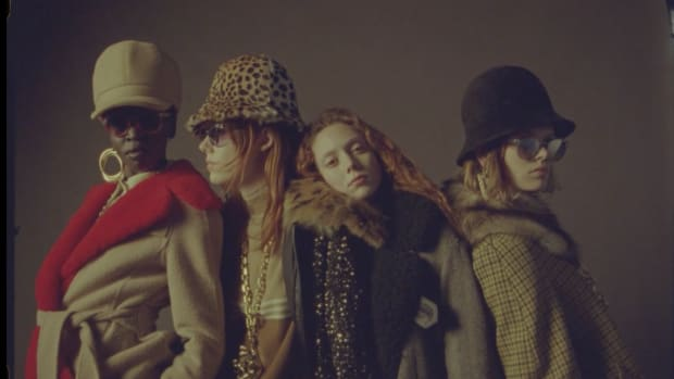 marc jacobs fall 2017 campaign video