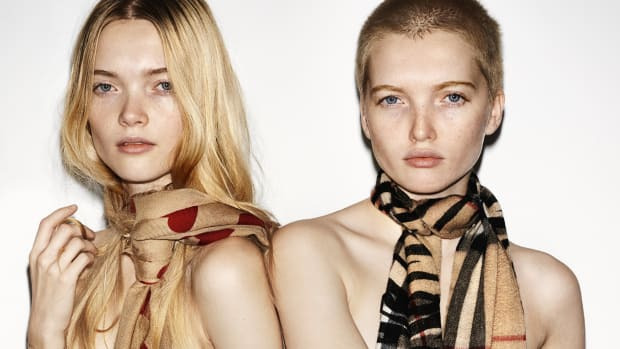 54f6f41ffefd Burberry Had A Tepid First Quarter As It Continues to Streamline Business