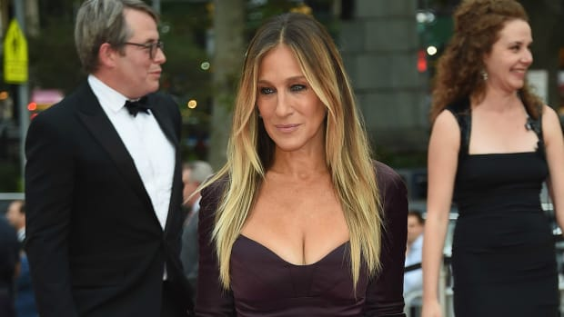 b9d9ec577df Sarah Jessica Parker Is Designing Dresses Now  Updated . Introducing SJP LBD  ...