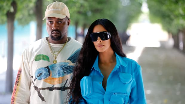 kanye west kim kardashian louis vuitton-