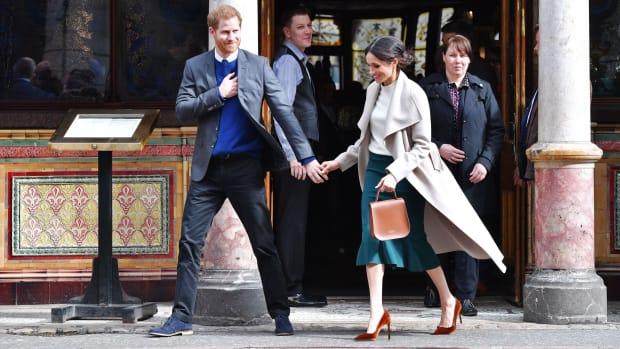 main-prince-harry-meghan-markle-greta-constantine-skirt-belfast