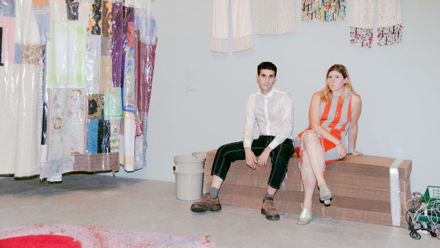 eckhaus latta whitney museum possessed-