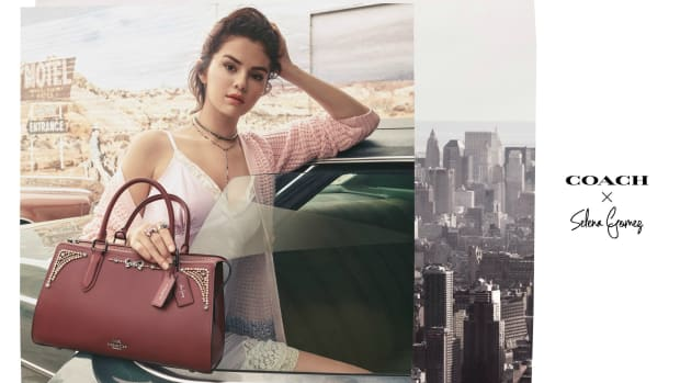 See the Campaign for Selena Gomez s Second Collaboration With Coach 096dadea9