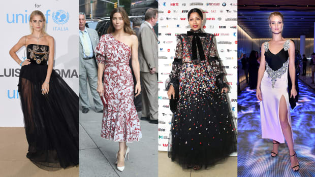 best dressed celebrities august 17