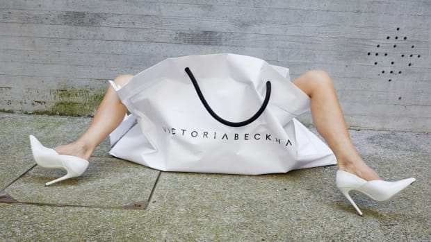 victoria beckham first ready to wear ad campaign-