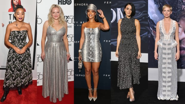 best dressed celebrities october 5 2018