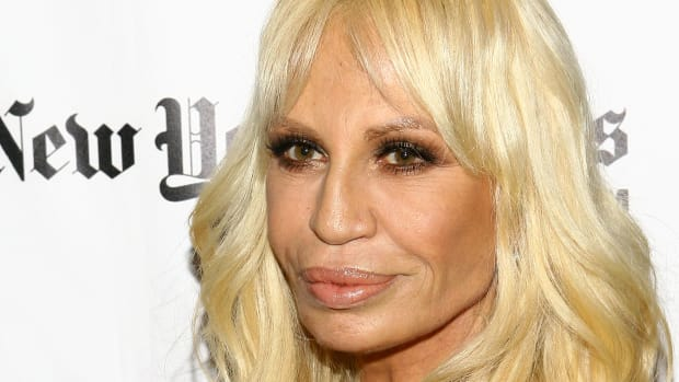 donatella vwersace wants to be lady gaga