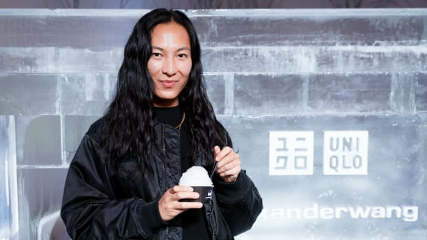 alexander wang-uniqlo-event crop