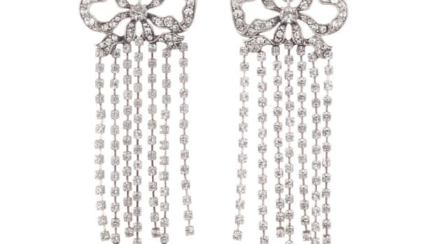 dannijo chantel earrings