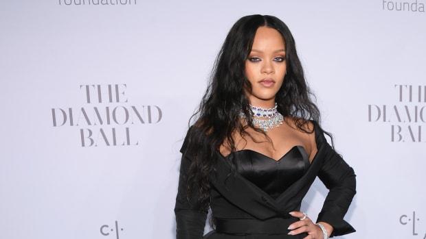 c9a21b7c47f Must Read  Rihanna and Cardi B Rule the Diamond Ball Red Carpet
