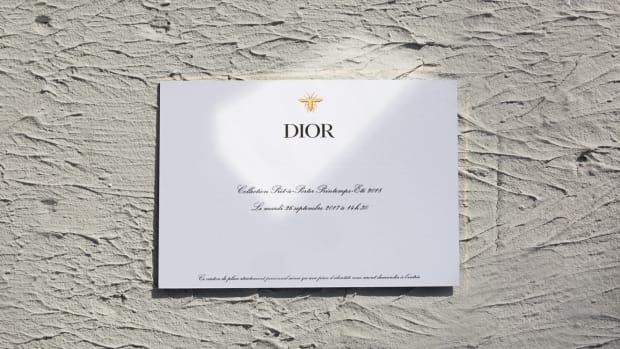 DIOR_Spring-Summer 2018_INVITATION_© Sophie Carre  ((2)
