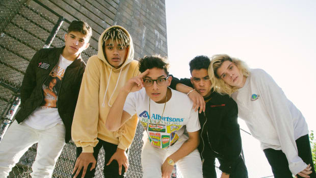 One direction fashionista meet prettymuch the next big boy band to charm the fashion m4hsunfo