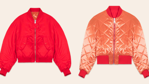 maje-schott-ponk-orange-bomber-small