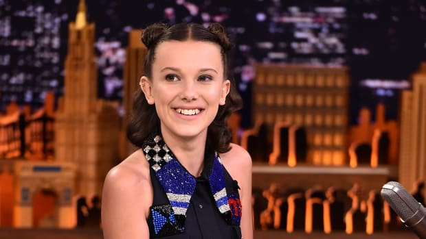 millie bobby brown miu miu