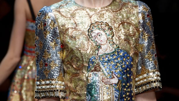 met gala fashion and the catholic imagination