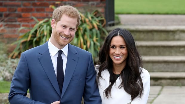 meghan markle prince harry engagement lead