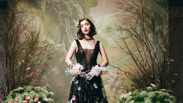 rodarte rowan blanchard fall 2018 lookbook