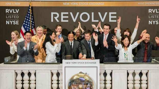 revolve stock exchange crop