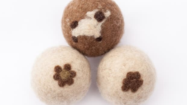 wool dryer balls sustainable laundry