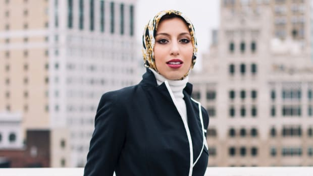melanie elturk interview haute hijab founder
