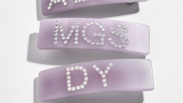 baublebar personalized hair clip