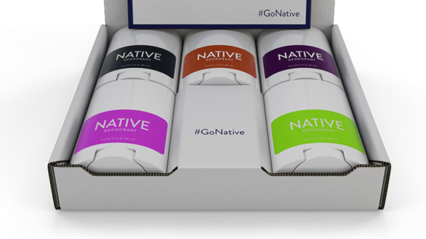 native deodorant travel pack crop