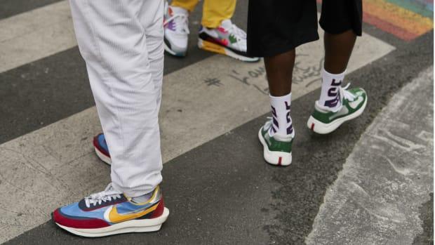 Selling Sneakers